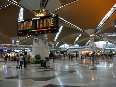 Pictures of KLIA, gallery 1