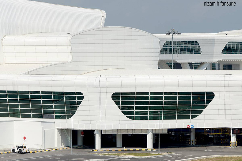 KLIA2 terminal, Photo by Nizam Hakim