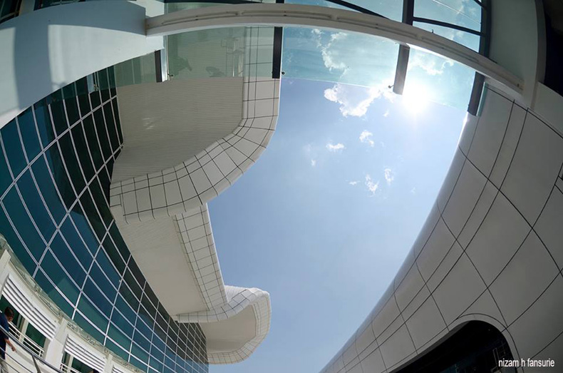 Main Terminal Building, KLIA2, Photo by Nizam Hakim