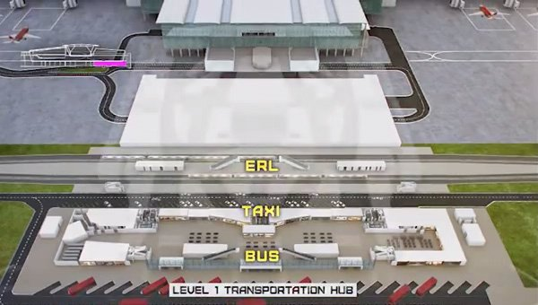 Level 1 Transportation Hub