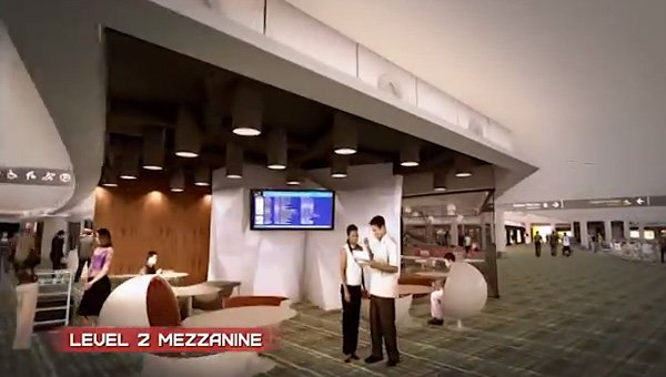 Level 2 - Mezzanine
