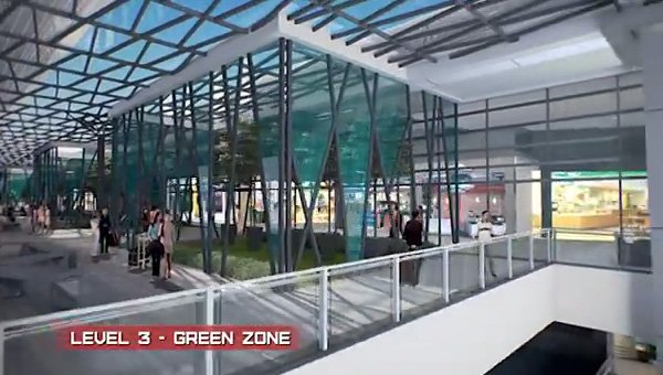 Level 3 - Green Zone