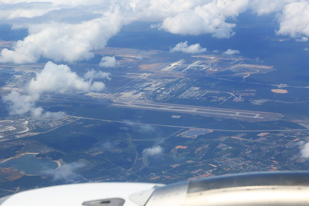 klia2, Construction picture as at 27 March 2014