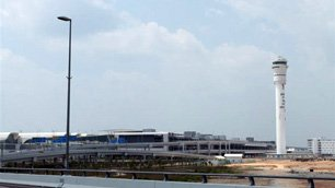 Driving guide to KLIA2