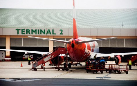 Terminal 2, Kota Kinabalu International Airport