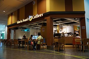 Gloria Jean's Coffees at Pier L