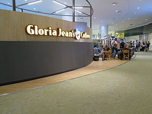Gloria Jean's Coffee at Pier P, klia2