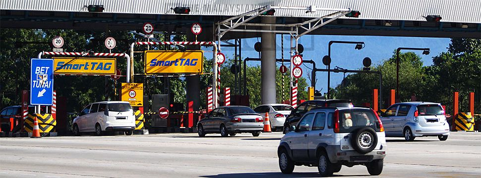 Higher Toll Rates for some major highways