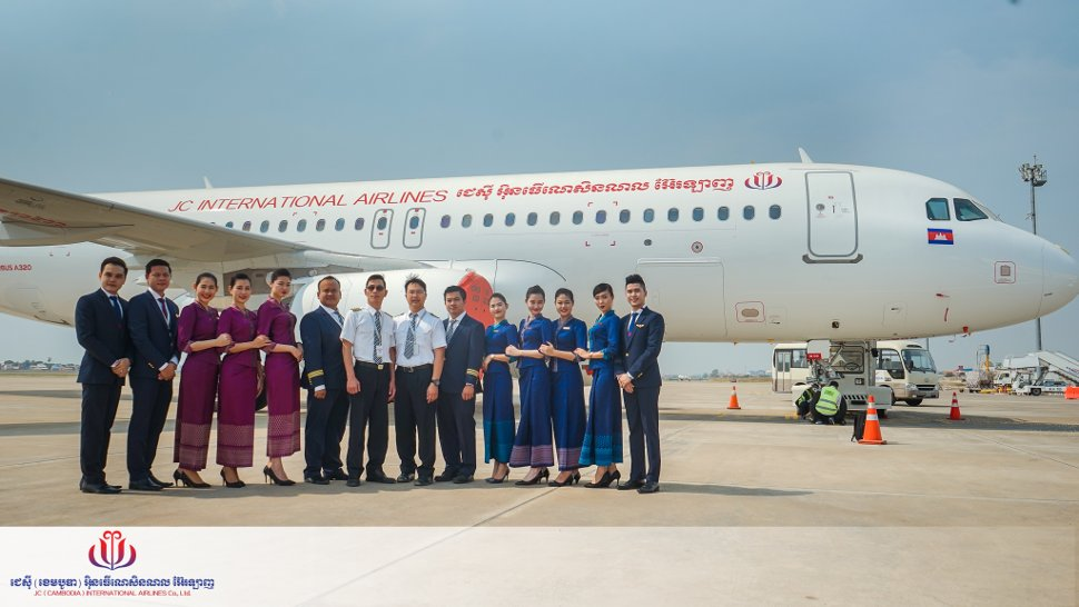 JC International Airlines (JC Cambodia)