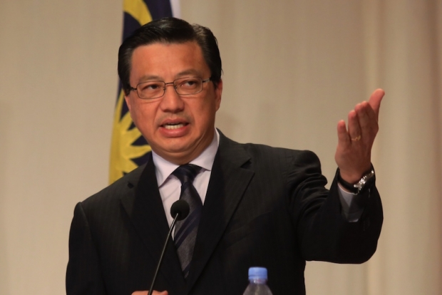 Transport Minister Datuk Seri Liow Tiong Lai said the increase in Passenger Service Charge will be implemented on January 1, next year. ?Picture by Saw Siow Feng
