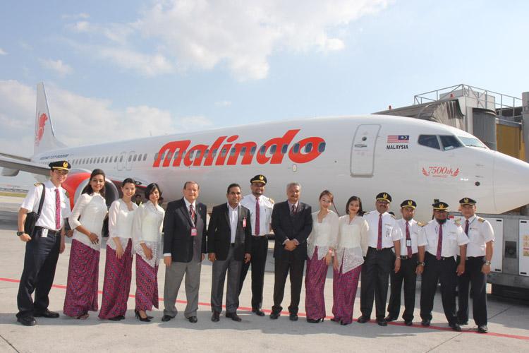 Malindo Air: Malindo Plane Set To Be First To Land At KLIA2
