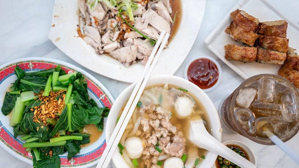 Food places in Butterworth Penang