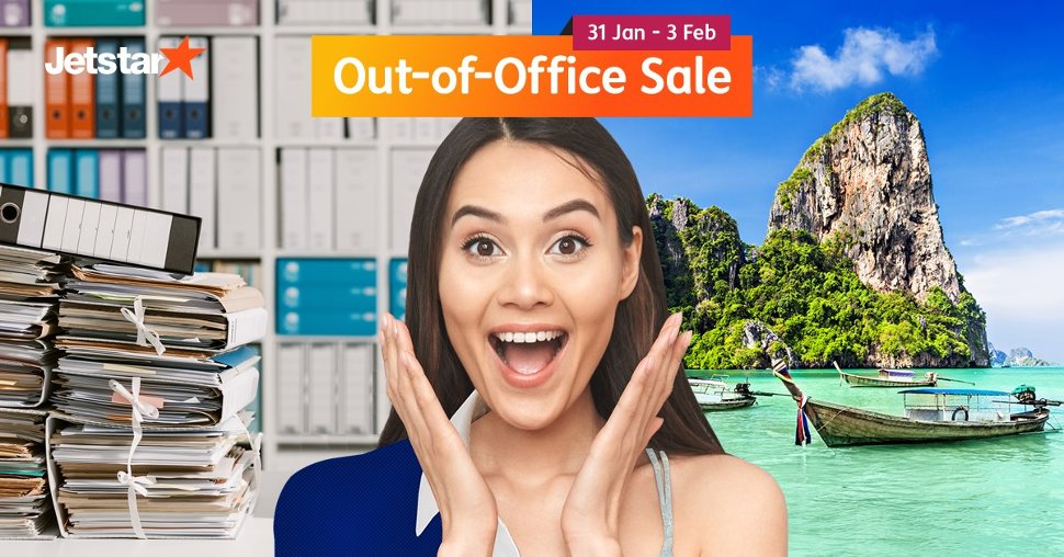 Out-of-Office Sale