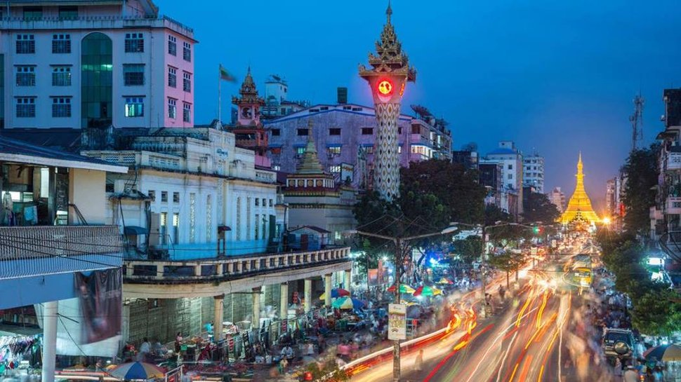 5 ways to truly experience downtown Yangon