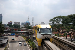 Hang Tuah Monorail Station