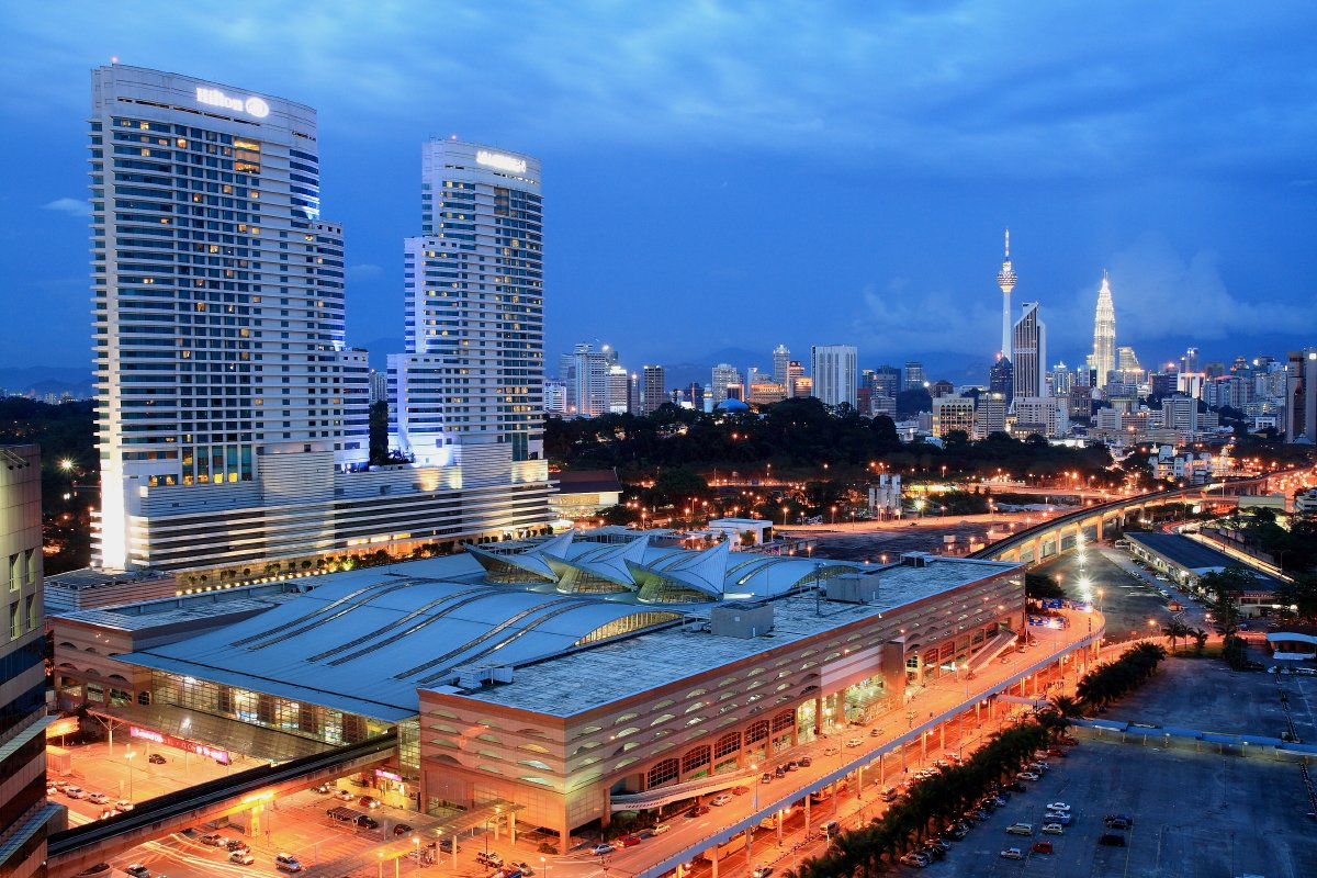 KL Sentral Monorail station, KL Monorail | Malaysia