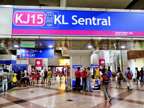 Check Klia Transit Fare From Klia2 Station To Kl Sentral