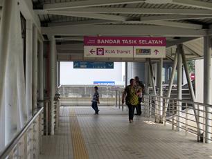 Bandar Tasik Selatan Erl Station Malaysia Airport Klia2 Info