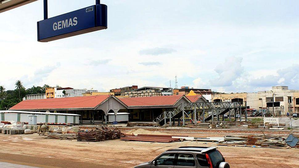 Gemas Ktm Komuter Station Malaysia Airport Klia2 Info