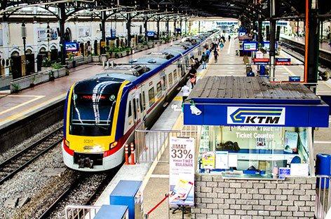 ktm malaysian railways Steam in west malaysia 1996 (a history of the railway in malaysia) in bahasa malaysia (ktm) ja stannistreet, keretapi tanah melayu, the malayan railway (the oakwood press) ron ziel and mike eagleson the twilight of world steam (hamlyn.