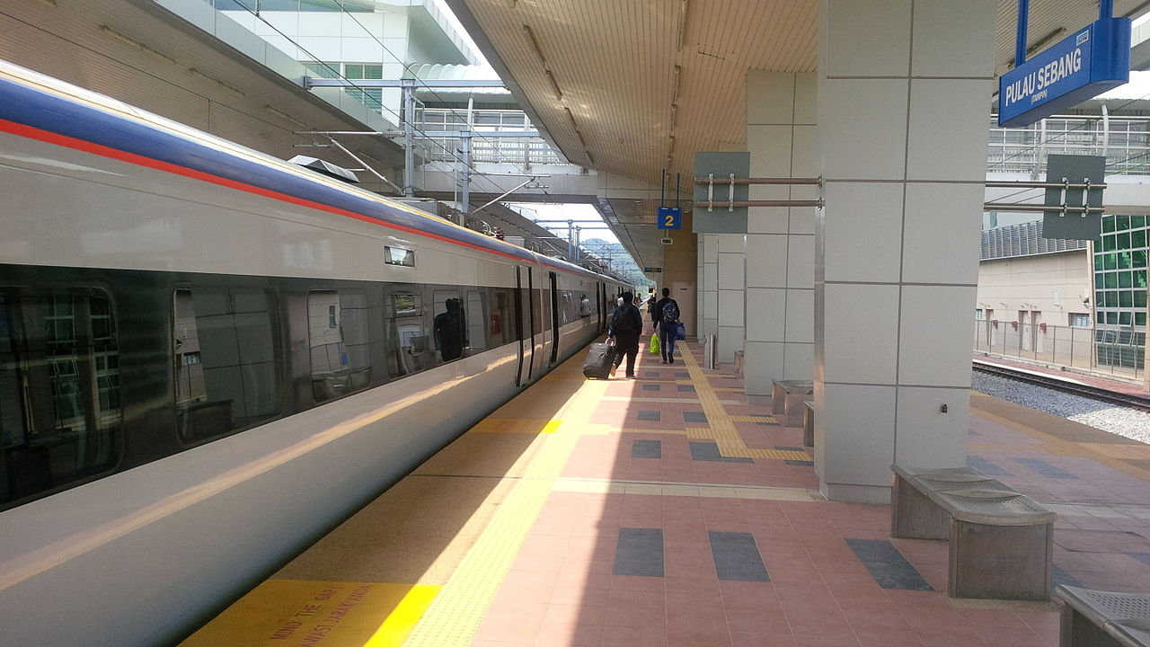Melaka Ktm Station