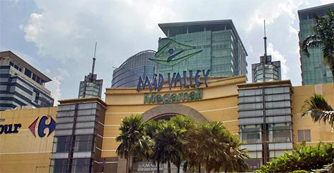 Mid Valley Shopping Mall