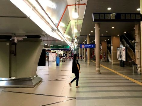 Linkway will connect commuters to Plaza Rakyat LRT station's concourse level