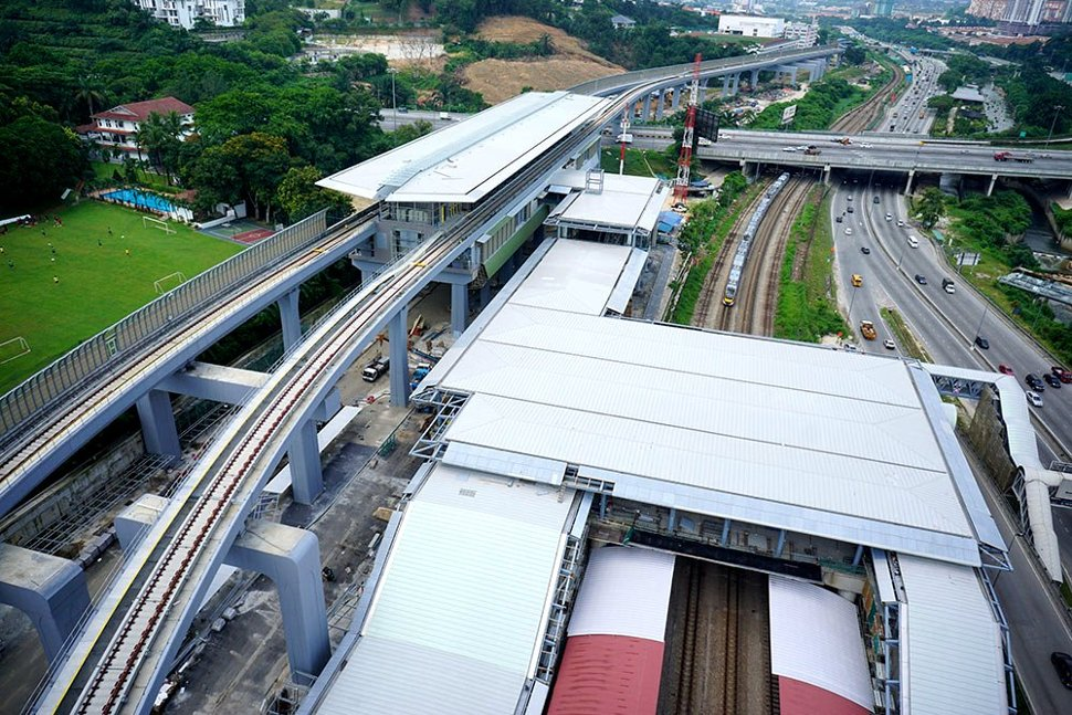 Sungai Buloh MRT station