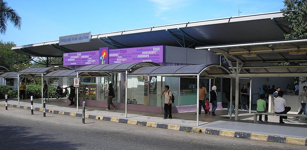 KLIA Transit Airport Train - Public Transport Link to