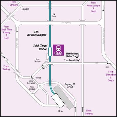 Hotel Suites Near Convention Centre Kuala Lumpur