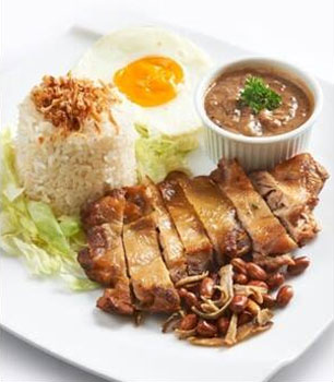 Alessio Express Chargrill or Crispy Chicken Rice Set