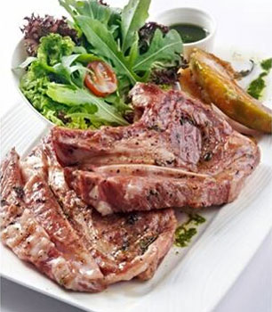 Alessio Express Grilled Lamb Scottadita