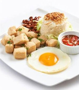 Alessio Express Vegetarian Tofu Set
