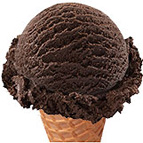 Baskin Robbins Chocolate Ice Cream