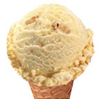 Baskin Robbins Macadamia Nuts 'n Cream Ice Cream