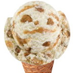 Baskin Robbins Toasted Coconut Crunch Ice Cream