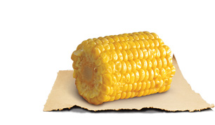 Corn on Cob - Burger King