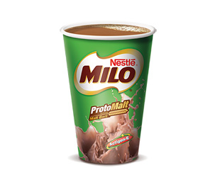 Hot Milo - Burger King