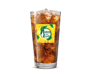 Iced Lemon Tea - Burger King