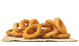 Onion Rings - Burger King
