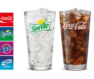Soft Drinks - Burger King
