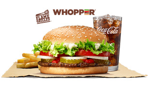 Whopper - Burger King