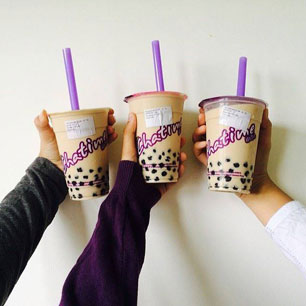 Drink up for Chatime - Chatime at KLIA2