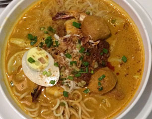 Chef Chow Penang Curry Noodles