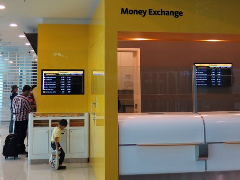 MayBank at klia2