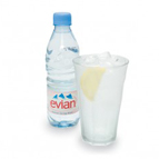 Dome Cafe Evian Water