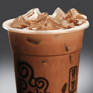 Gong Cha Chocolate Milk Tea