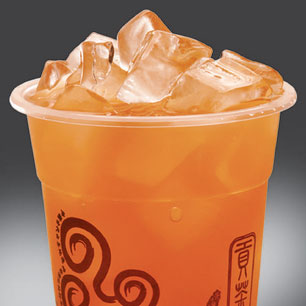 Gong Cha Grapefruit Green Tea