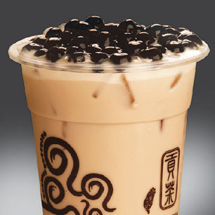Gong Cha Milk Tea with Pearl
