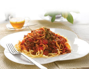 Beef Bolognaise Spaghetti - Kenny Rogers Roasters